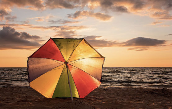 ombrelloni segnaposto. si può?